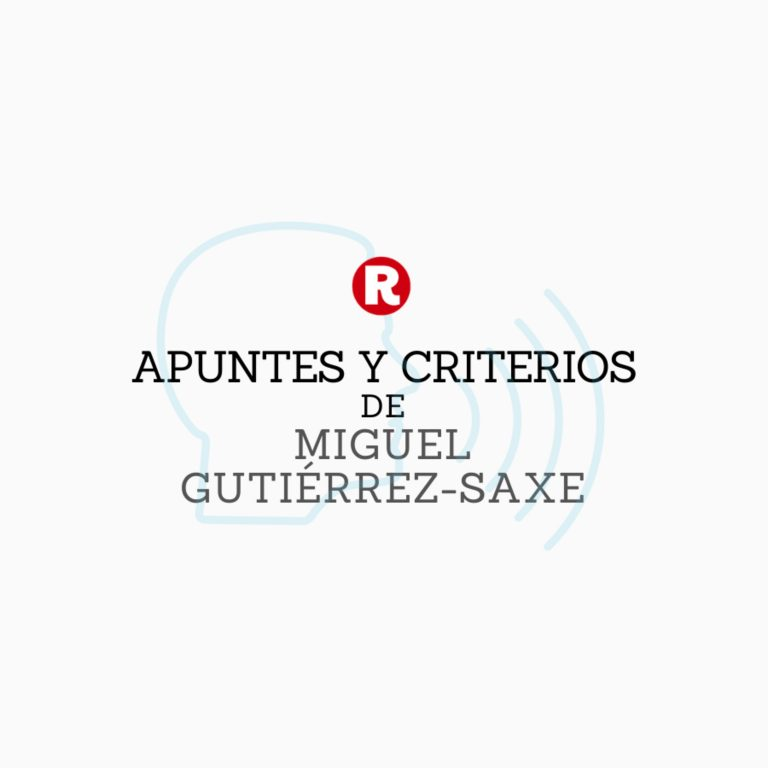 Miguel Gutiérrez-Saxe: Apuntes y criterios (5)