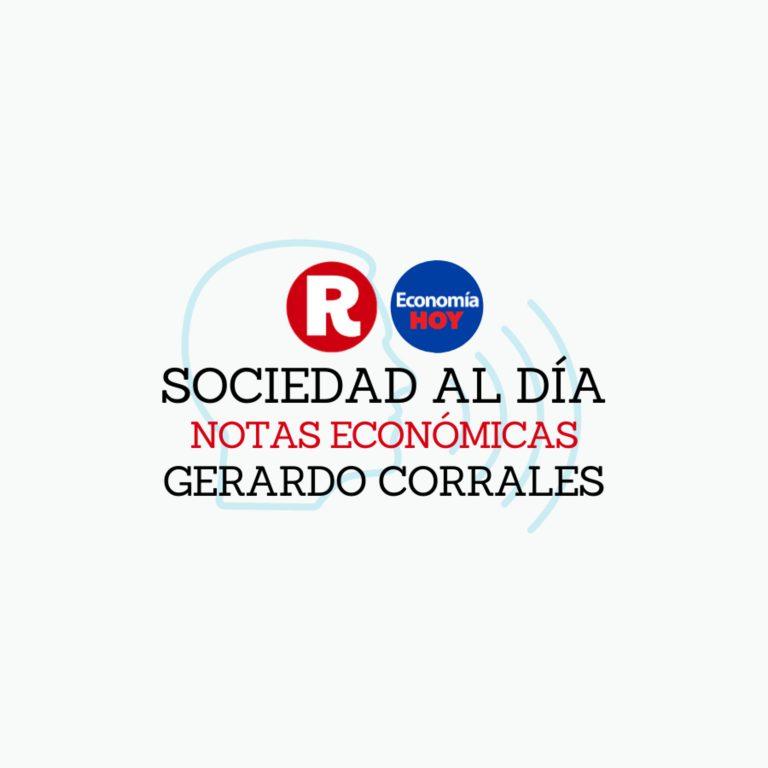 """Gerardo Corrales: Reformas económicas en """"Sociedad al día"""""""