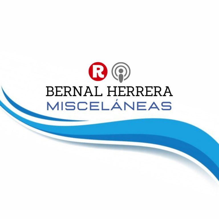 Bernal Herrera: En Miscelánea, Trump y Biden